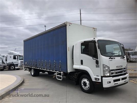 2013 Isuzu FSD Gilbert and Roach - Trucks for Sale