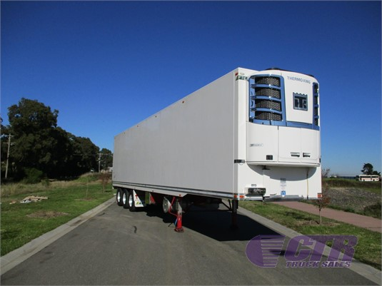 2017 FTE Refrigerated Trailer CTR Truck Sales  - Trailers for Sale