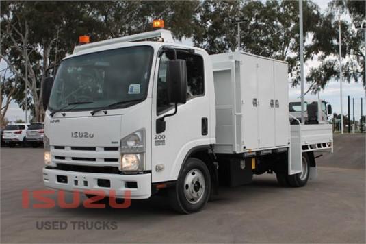 2011 Isuzu NNR 200 Used Isuzu Trucks - Trucks for Sale