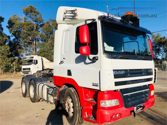 2013 DAF CF85 - Trucks for Sale