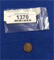 1909 -s Vdb Lincoln Cent