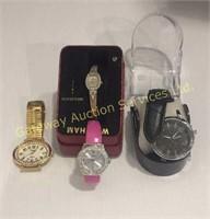Costume Jewelry Watches