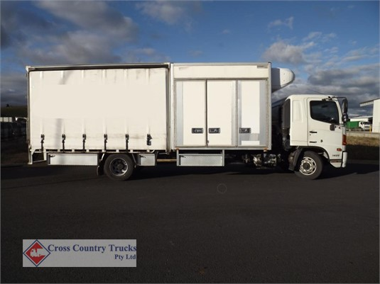 2012 Hino FE1426 Cross Country Trucks Pty Ltd - Trucks for Sale