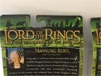 (2) Lord of the Rings Action Figures
