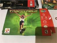 (3) Nintendo 64 Video Games in Box