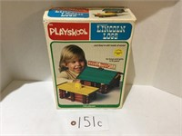 Vintage Playschool Orginal Lincoln Logs