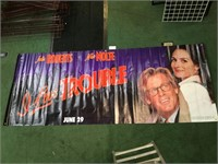 Promo (I Love Trouble) Movie Banner