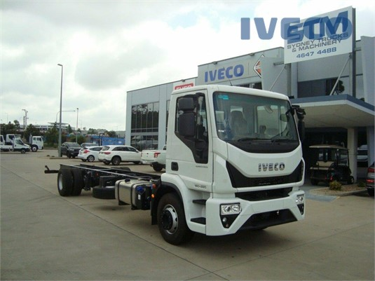 2017 Iveco Eurocargo Iveco Trucks Sales - Trucks for Sale