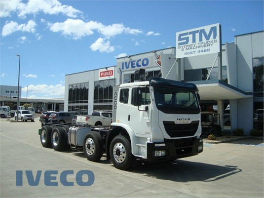 2018 Iveco Acco Iveco Trucks Sales - Trucks for Sale