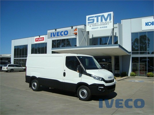 2019 Iveco Daily Iveco Trucks Sales - Light Commercial for Sale