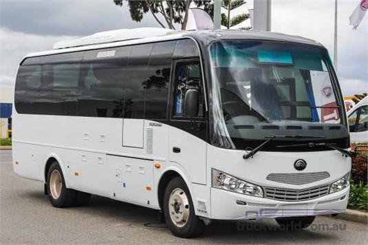 2020 Yutong ZK6760DAA - Trucks for Sale