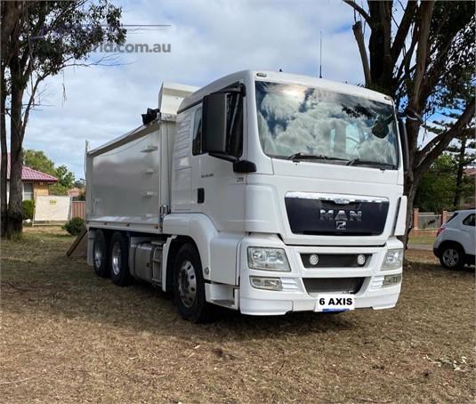 2011 MAN TGS 26.480 - Trucks for Sale