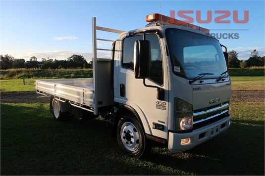 2013 Isuzu NQR 450 Premium Used Isuzu Trucks - Trucks for Sale
