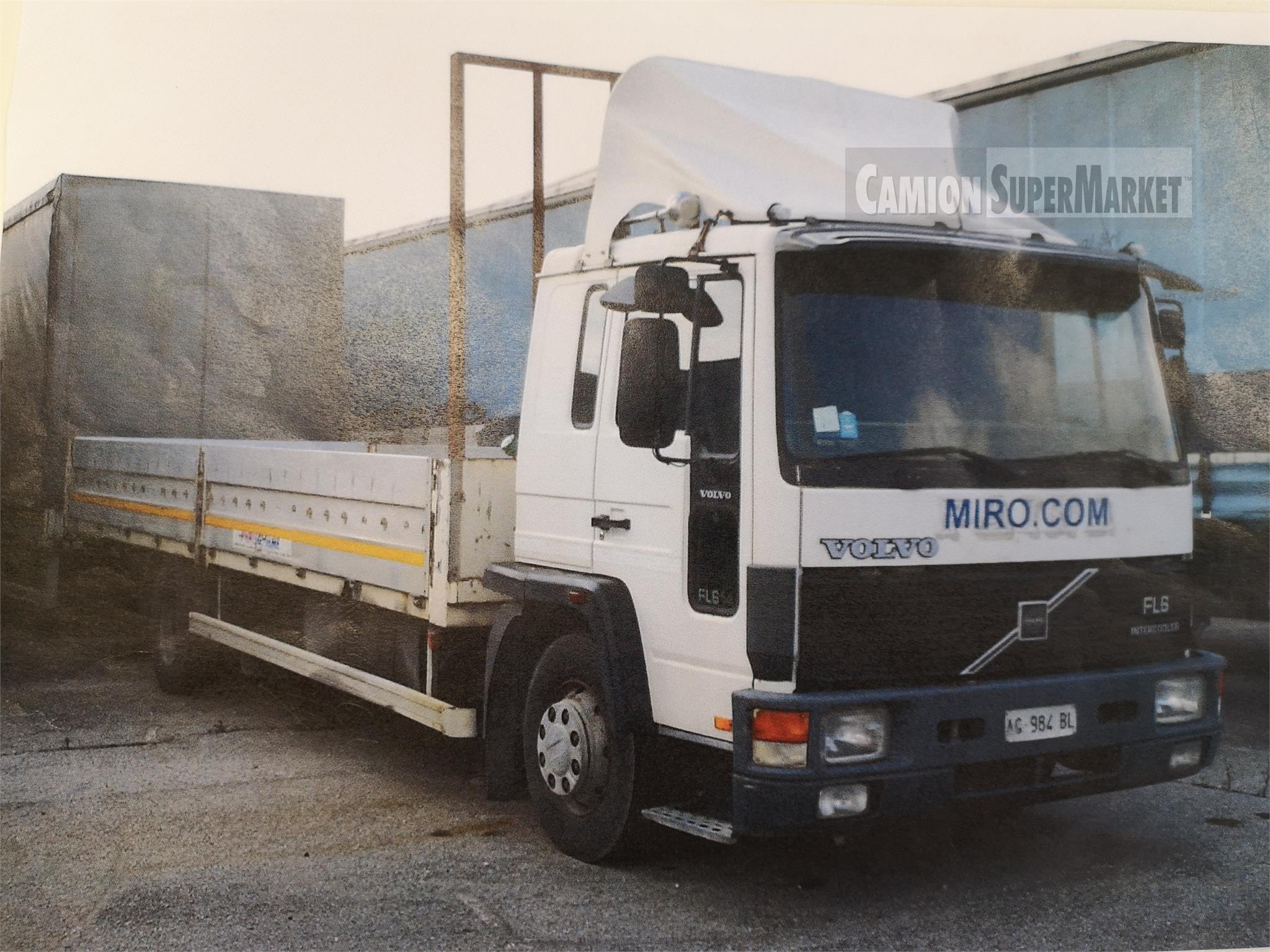 Volvo FL6 used