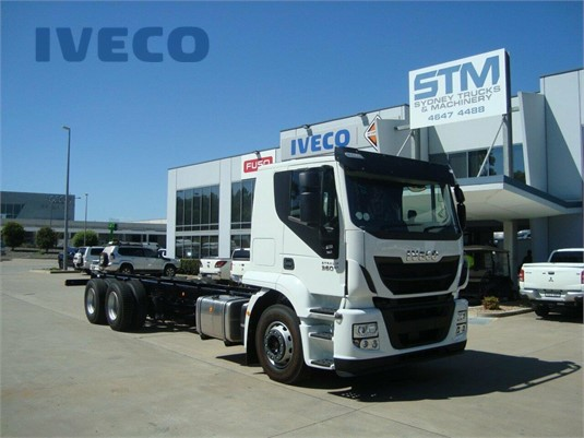 2019 Iveco Stralis ATi360 Iveco Trucks Sales - Trucks for Sale
