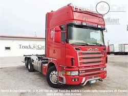 SCANIA R164.480  used