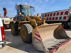 CATERPILLAR 938G  used