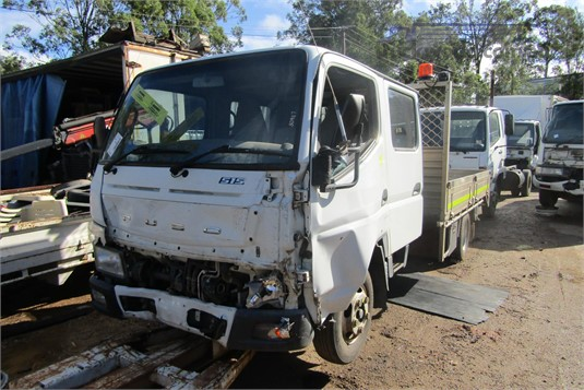 2012 Mitsubishi Fuso CANTER 2.0 - Wrecking for Sale