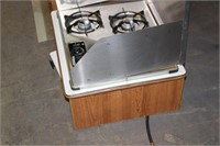 "23"" COUNTER/STOVE TOP, WEDGEWOOD"