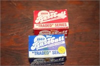 2 BOXES OF BASEBALL CARDS