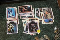 KIZZ COLLECTOR CARDS
