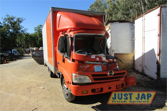 2010 Hino Dutro Just Jap Truck Spares  - Wrecking for Sale