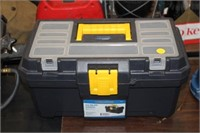 TOOLBOX OF VARIOUS HARDWARE