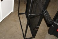 TRAILER HITCH METAL CARGO RACK