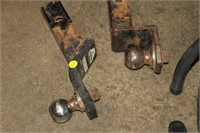 2 TRAILER HITCHES