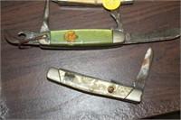 3 POCKT KNIVES
