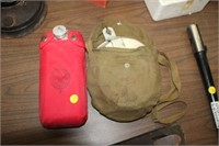 MESS KIT & BOY SCOUTS CANTEEN