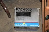 KENWOOD STEREO POWER AMP