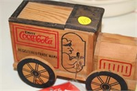 COCA COLA MUSIC BOX