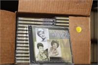WOMEN OF JAZZ CDS