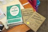 RADIO/ELECTRICITY BOOKS