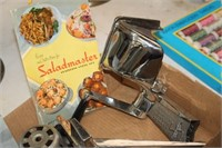 SALADMASTER FOOD CUTTER