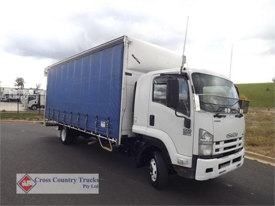 2008 Isuzu FRR 600 Cross Country Trucks Pty Ltd - Trucks for Sale