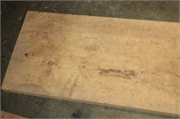 MAPLE SLAB, 16X48