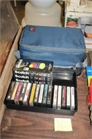 LOT  OF CASSETTE TAPES