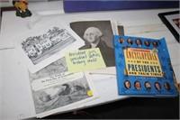 PRESIDENTIAL HISTORY ITEMS