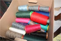 LOT OF VARIOUS THREAD