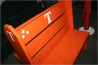 TENNESSEE DOUBLE SIDED BENCH  46X38