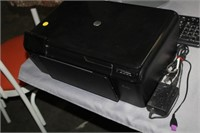 COMPUTER MONITOR,KEYBOARD & PRINTER