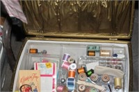 SEWING KIT OF ITEMS