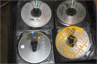 CASE OF VARIOUS CDS