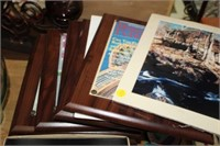 LOT OF VARIOUS PLAQUES