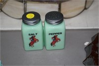 JADEITE SALT/PEPPER