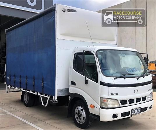 2006 Hino Dutro 414 Racecourse Motor Company  - Trucks for Sale