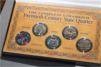 5 STATE QUARTERS