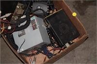 BOX OF VARIOUS CB RADIOS